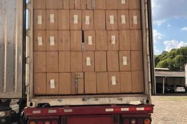 Homem que transportava contrabando é feito refém por falsos policiais