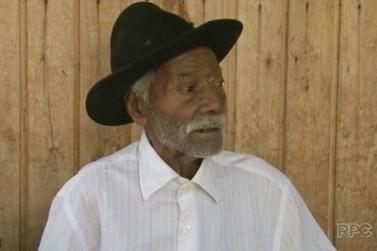 Morador do Paraná de 117 anos pode ser um dos homens mais velhos do mundo