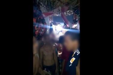 Presos gravam vídeo com reclamações de dentro da cadeia de Alto Paraná