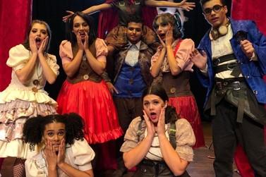 Cia de Teatro Eskéte participa de festivais e traz vários prêmios para Cruzeiro