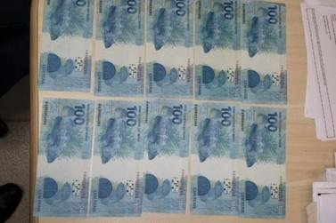 Homem é preso após receber dinheiro falso pelos Correios