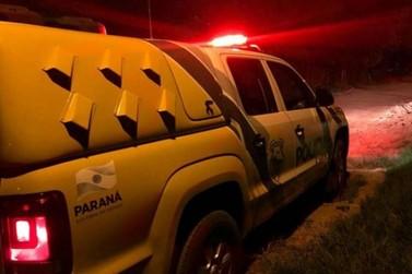 Família é agredida por bandidos armados durante assalto a sítio, em Paranavaí