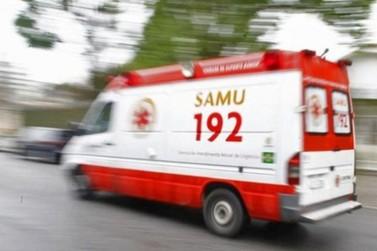 Menino é atropelado acidentalmente pela mãe e fica em estado grave em Altônia