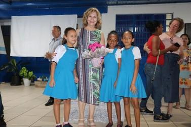 Professores e alunos da Escola Rocha Pombo terão nova sala de aula