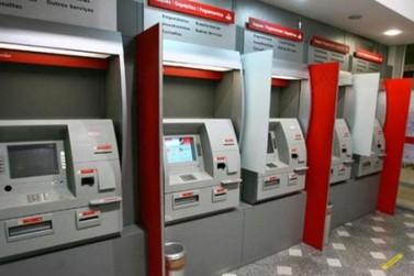 Suspensos atendimentos presenciais nas agências bancárias de Umuarama