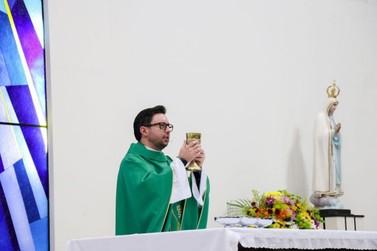 Transmissão da Santa Missa acontece hoje (01/04) em Cruzeiro do Oeste