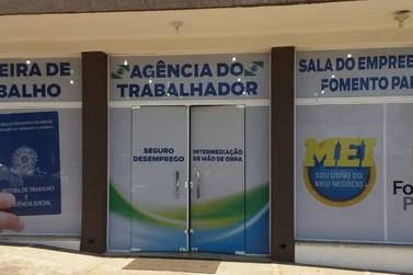 Agência do trabalhador anuncia casos que serão atendidos somente via agendamento