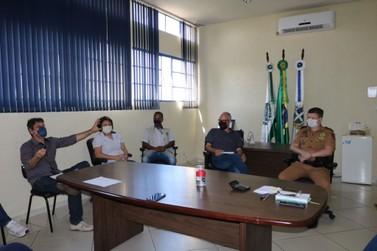 Comitê de Crise da Covid-19 realiza reunião e determina mudanças em Cruzeiro