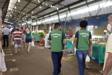Em Umuarama, casos de covid-19 aumentaram 75% em uma semana