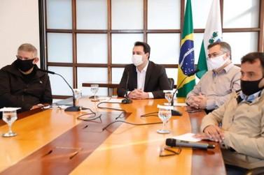 Secretaria de Saúde orienta volta do futebol profissional no Paraná