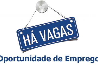 Confira as vagas de emprego disponíveis nesta quarta em Cruzeiro do Oeste
