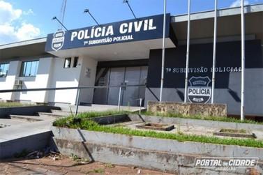 Homem é detido após ameaçar namorada e agredir avós em Umuarama