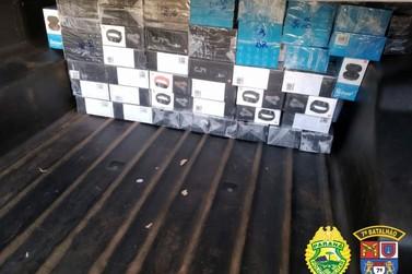 Moradores de São Paulo e Minas Gerais são pegos pela polícia militar em Gaúcha