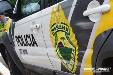 Mulher de 26 anos é detida pela PM suspeita de receptação em Umuarama