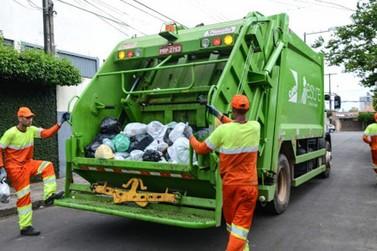 Secretaria de Obras informa sobre coleta de lixo no feriado em Cruzeiro do Oeste