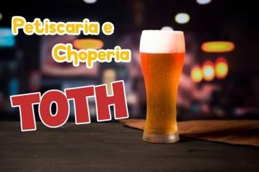 Petiscaria e Choperia Toth está com super promoções para cervejas; confira