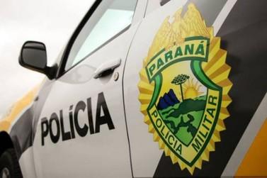 Polícia Militar prende homem com mandado de prisão em Ivaté