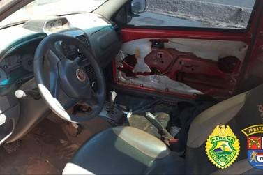 Policiais impedem contrabando ao abordar dois veículos em Moreira Sales