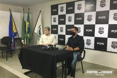 Suspeitos de envolvimento no desaparecimento de casal são presos em Umuarama