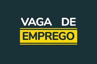 Vaga de emprego é divulgada pela Agência do Trabalhador em Cruzeiro do Oeste