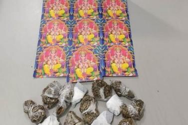 Polícia apreende mil microsselos de LSD despachados pelos Correios, em Umuarama