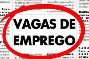 Confira as vagas de emprego ainda disponíveis em Cruzeiro do Oeste