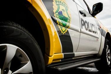 Em Cruzeiro do Oeste, homem é preso após acidente por dirigir embriagado