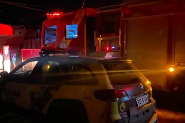 Em Cruzeiro do Oeste, homem é encontrado morto em princípio de incêndio em motel