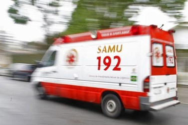 Homem ateia fogo ao próprio corpo em Umuarama, segundo a polícia