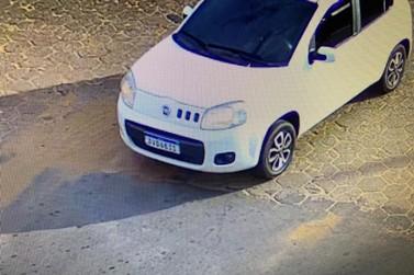 Homem que danificou dois veículos está sendo procurado em Cruzeiro do Oeste
