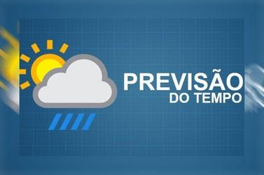 Previsão do tempo para esta sexta-feira (30) em Cruzeiro do Oeste