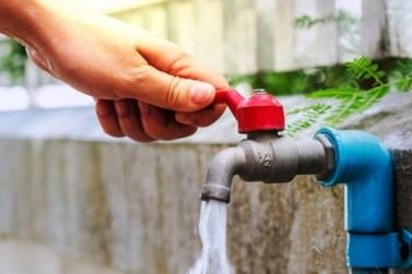 Serviço da Sanepar pode deixar bairros de Cruzeiro do Oeste sem água no domingo