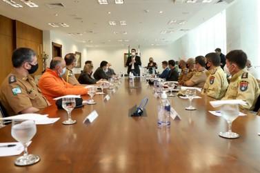 Autorizada promoção e diária extrajornada para policiais e bombeiros militares