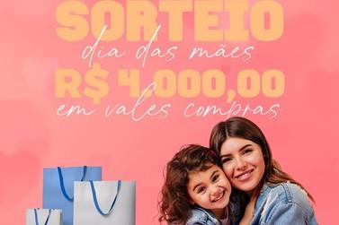 Portal promove sorteio de 4 mil em vales compras, confira como participar
