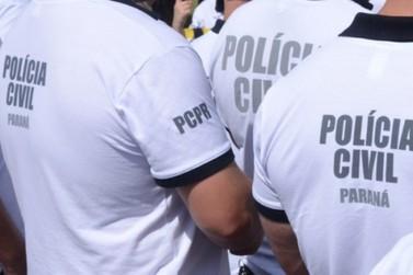 Provas do concurso da Polícia Civil do PR são marcadas para o dia 3 de outubro