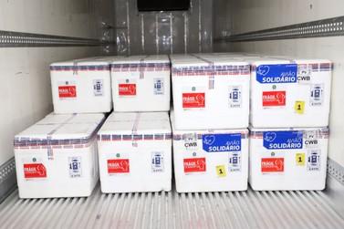 Vacinas para grávidas e pessoas com comorbidades serão distribuídas no Paraná