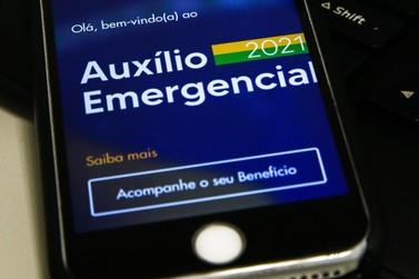 Caixa paga hoje auxílio emergencial a nascidos em outubro