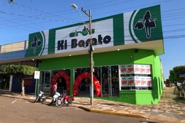 Fecha mês na Elros Ki Barato oferece itens pela metade do preço