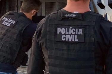Polícia Civil de Cruzeiro do Oeste elucida vários crimes contra o patrimônio