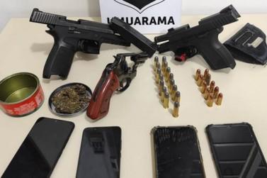 Polícia Civil faz operação para apurar homicídio em distrito de Umuarama