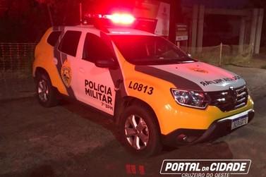 Policiais apreendem veículo carregado com veneno contrabandeado