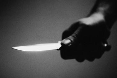 Adolescente de 13 anos esfaqueia padrasto por chutar seu cachorro