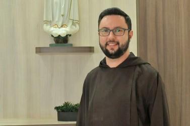 Frei Luiz Fernando é nomeado Pároco.