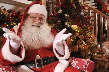 Papai Noel chega hoje a noite em Cruzeiro do Oeste