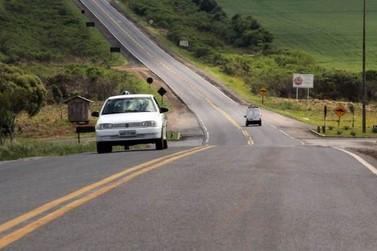 Quase 60% das rodovias do Paraná estão regulares ou ruins.