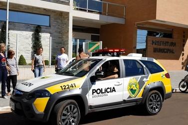 Empresários protestam contra Feirão do Brás em Douradina