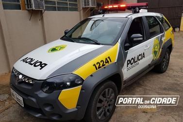 Dois homens são baleados durante tentativa de homicídio em Douradina