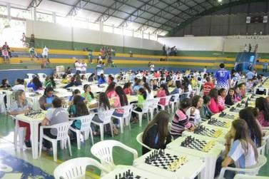 Douradina vai sediar a última etapa do Circuito Regional de Xadrez