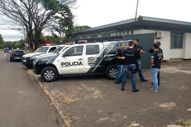 Suspeitos de envolvimento em assassinato em Perobal são presos