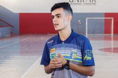 Atleta de Douradina é convocado para a Seleção Brasileira